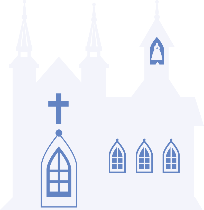 Icon of parish building